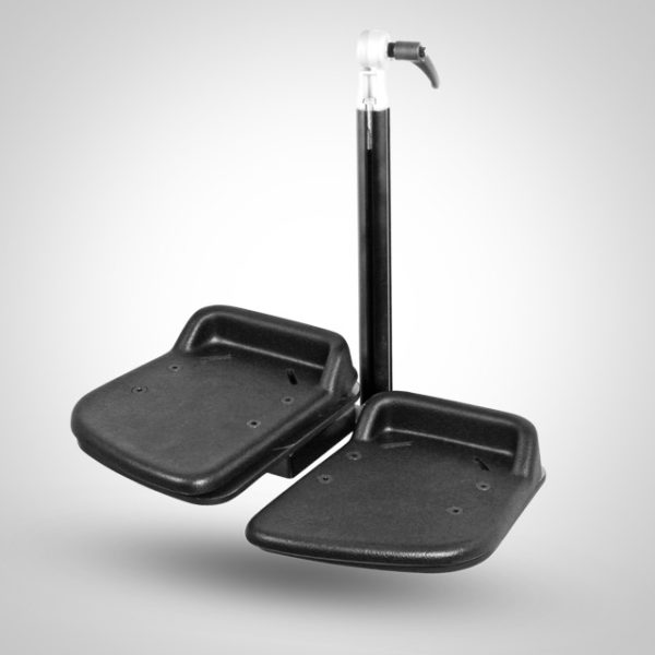 Flipper Pro, footrest