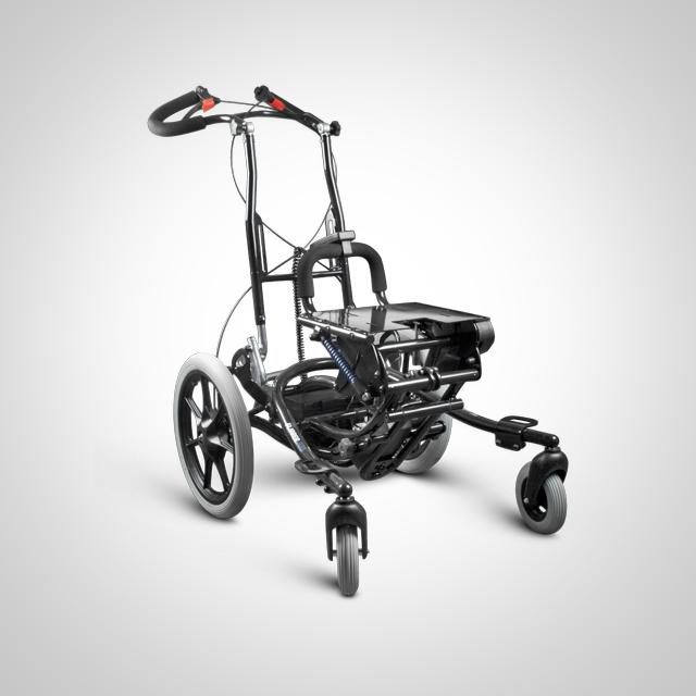 Flipper Pro Flex kørestolsstel til div siddesystemer