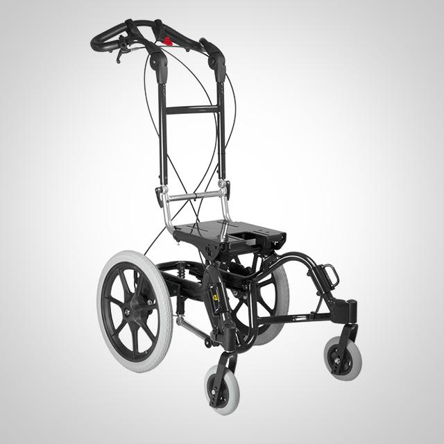 Kørestol Guppy - kørestolsstel til siddeystem