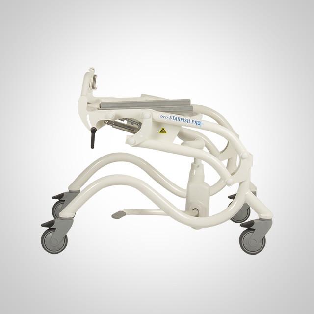 Starfish Pro hydraulic, hygiene seat, hygiene chair, seating system
